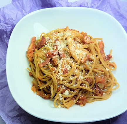 Killgraves pasta amatriciana