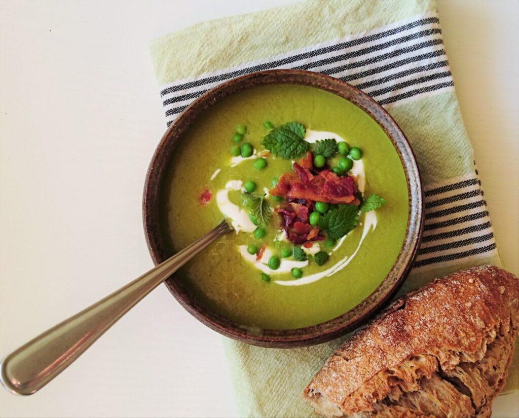 Ærte suppe