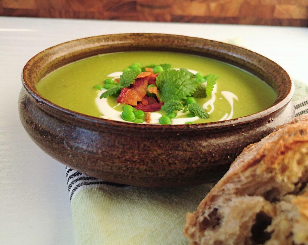 Ærter suppe