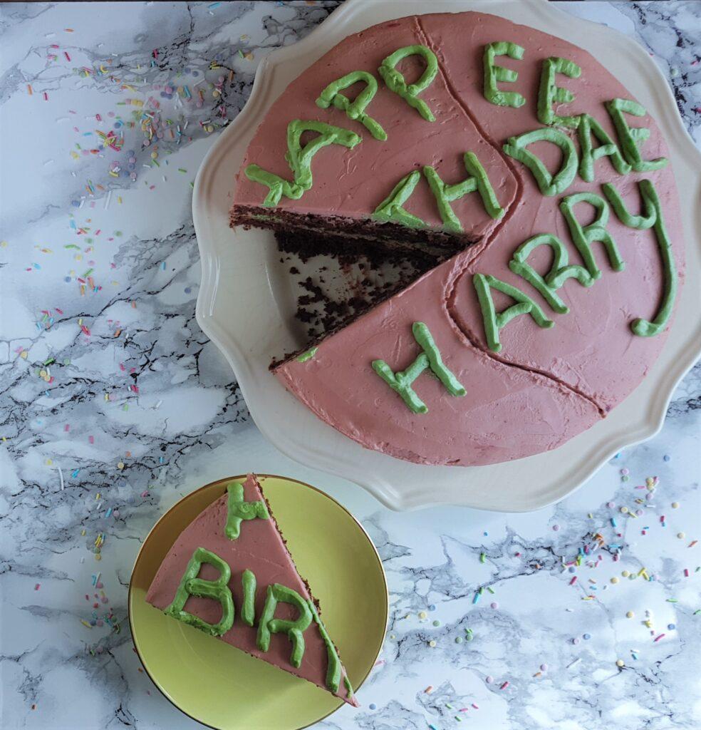 Hagrids cake
