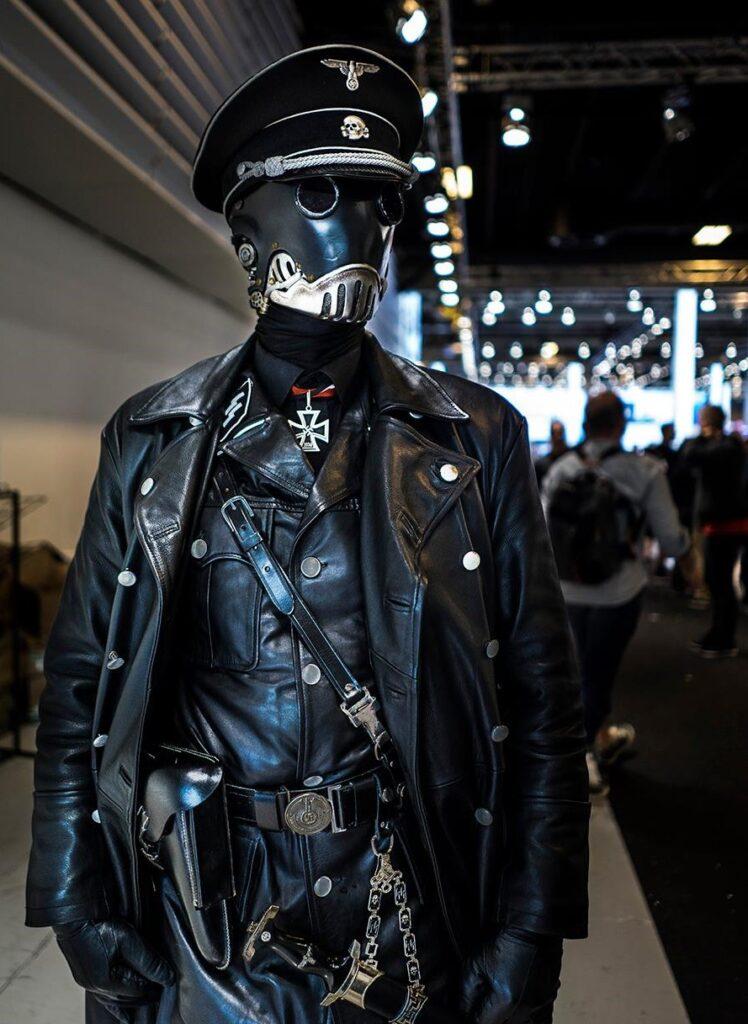 Karl Ruprecht Kroenen, et cosplay der er så gennemført at man næsten får gåsehud