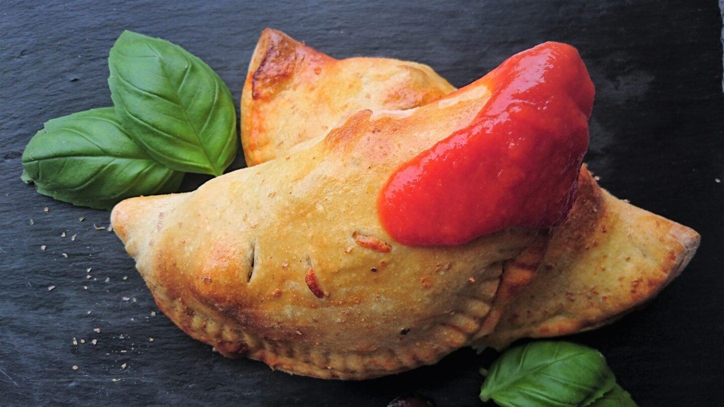 The Bearst Calzone
