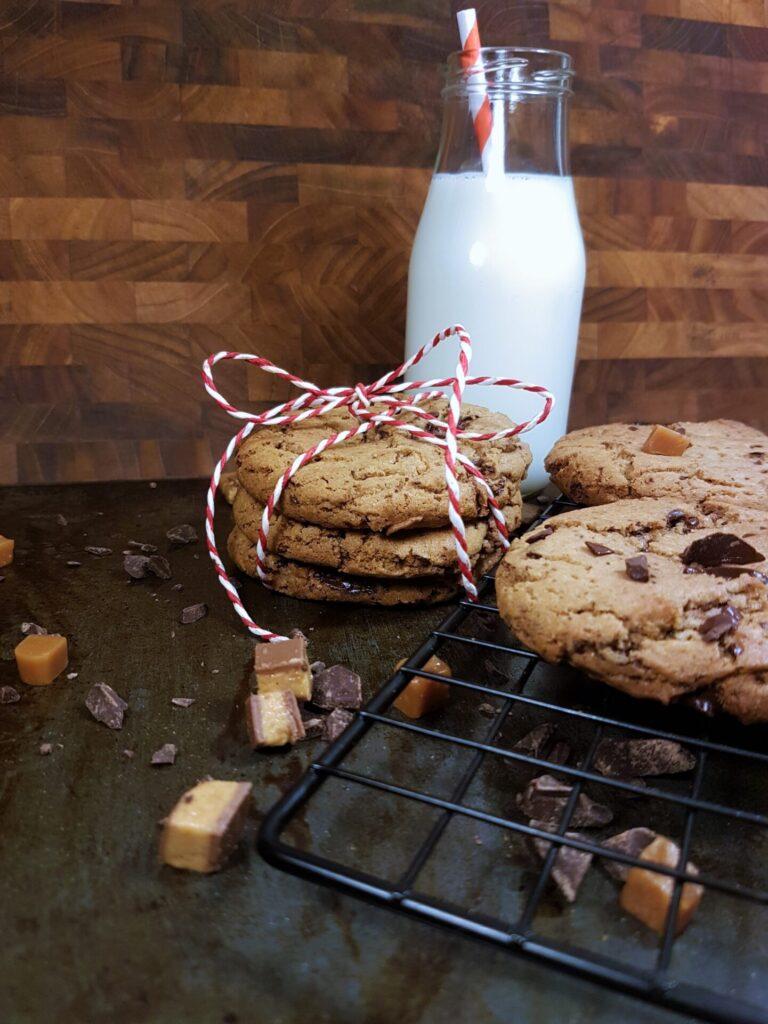 Sumbitches cookies fra How I Met Your Mother