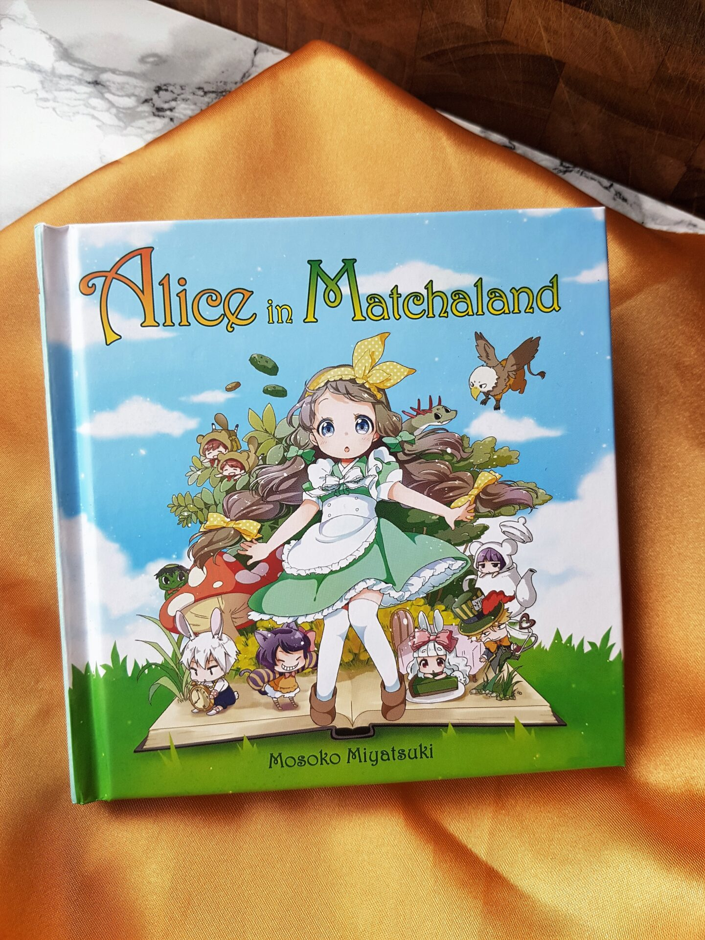 Anmeldelse: Alice in Matchaland