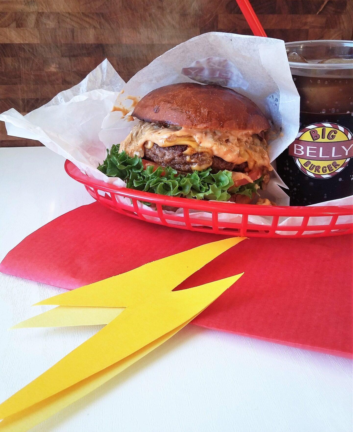 Big Belly Burgeren fra DC