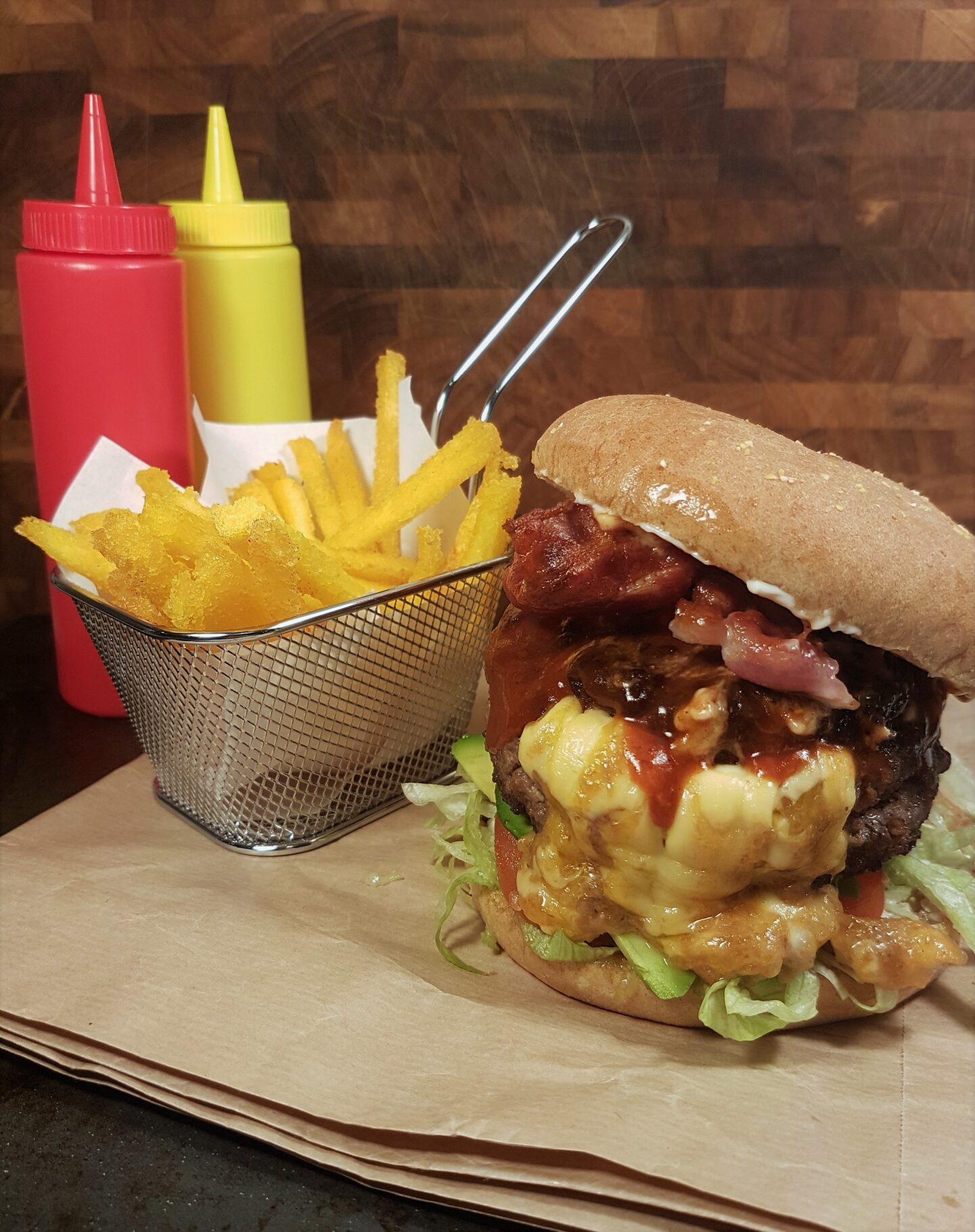New Yorks bedste burger fra HIMYM