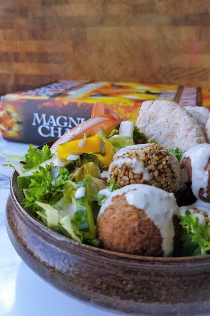 Magnus Chase's falafler fra Magnus Chase og de nordiske guder - Kampen om sommersværdet
