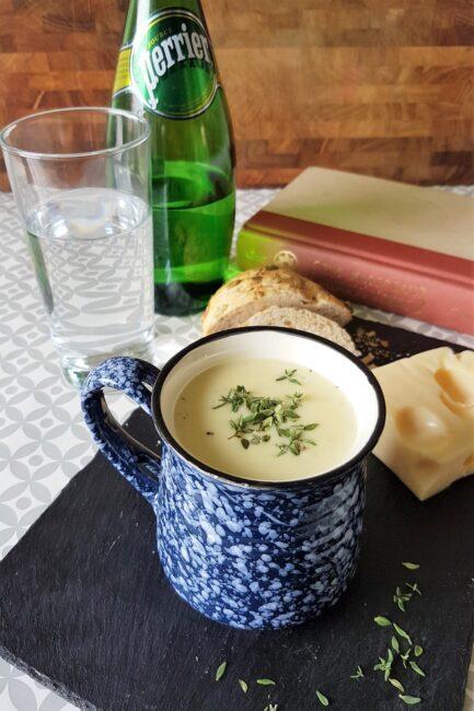 Nicholas Flamels kartoffelsuppe fra Den udødelige Nicholas Flamels hemmeligheder