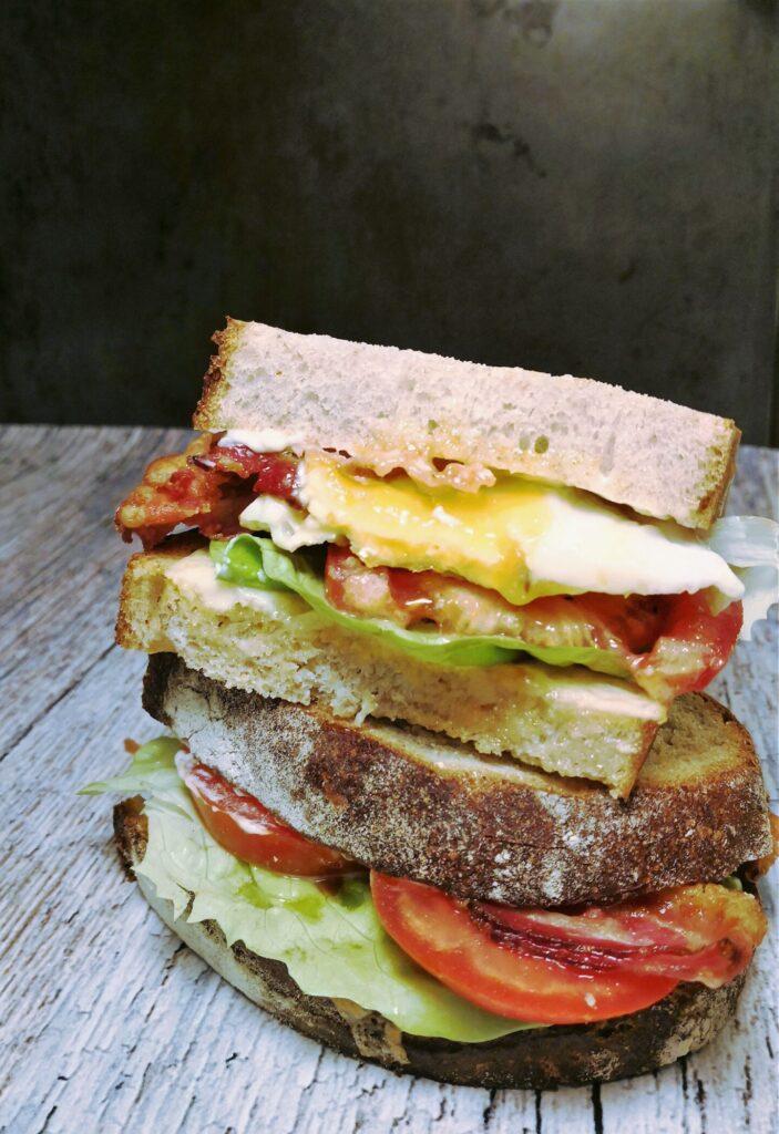 Verdens bedste sandwich fra Spanglish