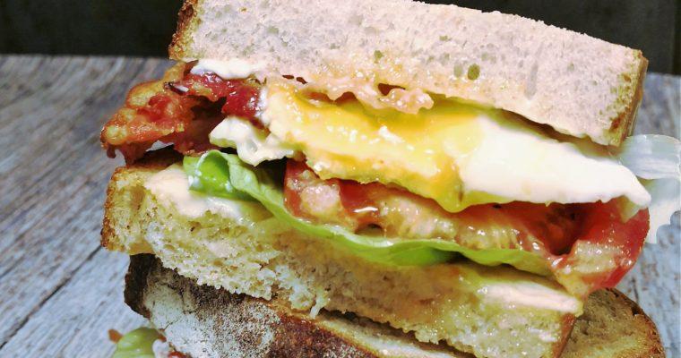 Verdens bedste sandwich