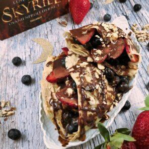 De bedste pandekager i Kronenhal fra Skyriel