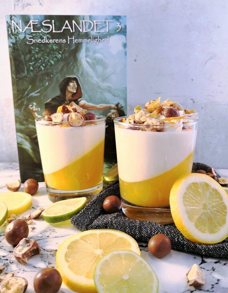 Citronfromage fra Næslandet