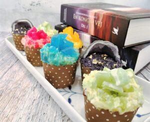Stormlys muffins fra Stormlysfortællingerne