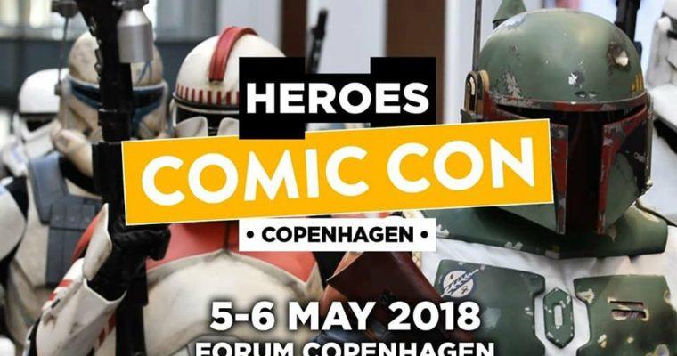 Comic Con CPH 2018