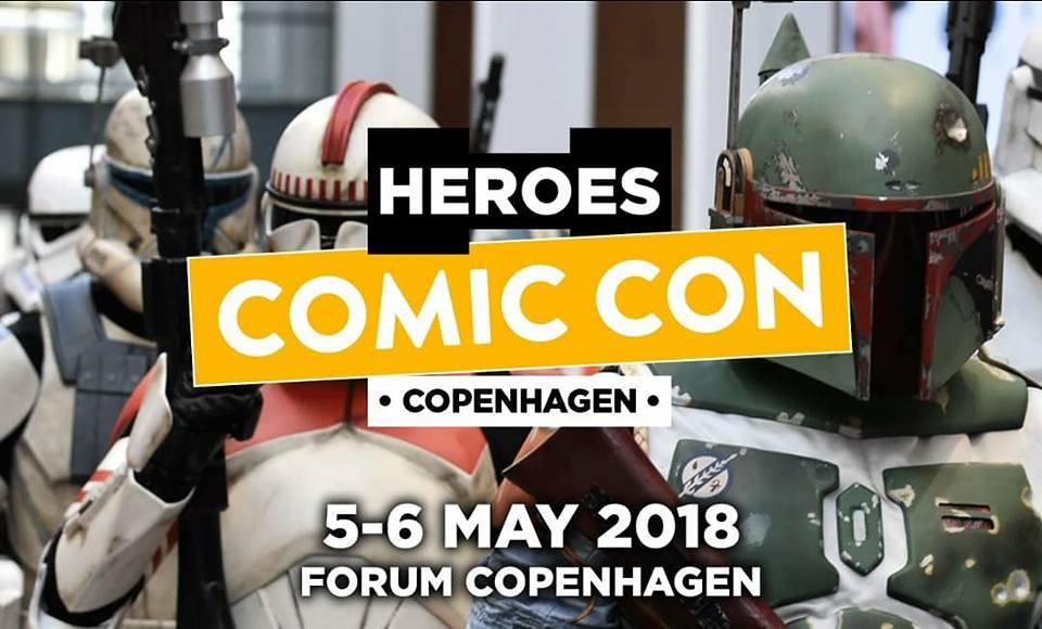 (Comic Con Copenhagen)