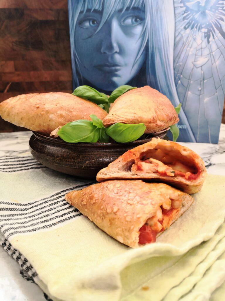 Signe og Marias specielle pinse pizza fra Vingeslag