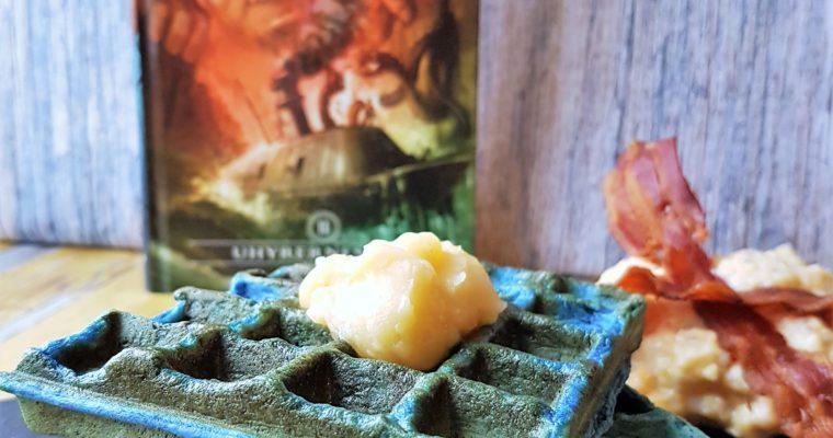 Percy Jacksons blå vafler og æg