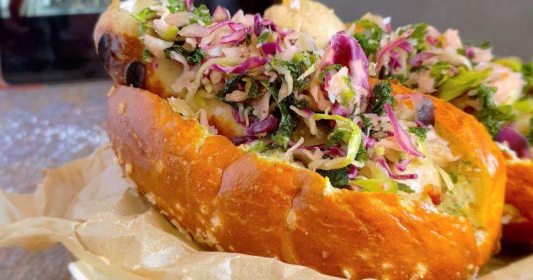 Hotdogs fra das vaterland