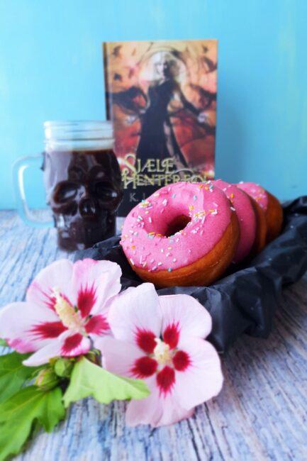 Dødens hindbærfyldte donuts fra Sjælehenteren