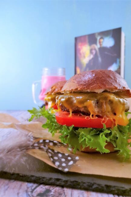 Klassisk cheeseburger