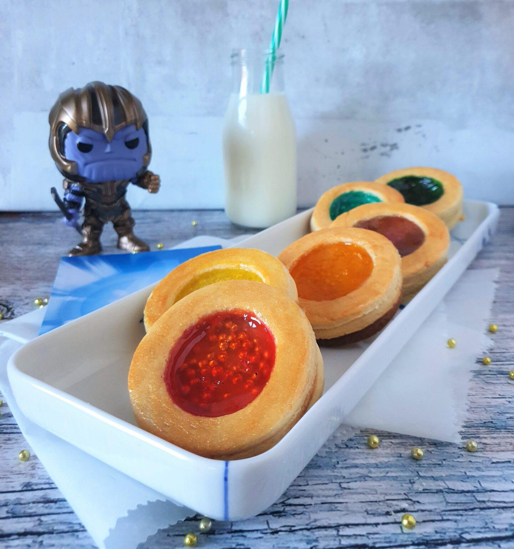 Gør klar til Endgame med infinity småkager