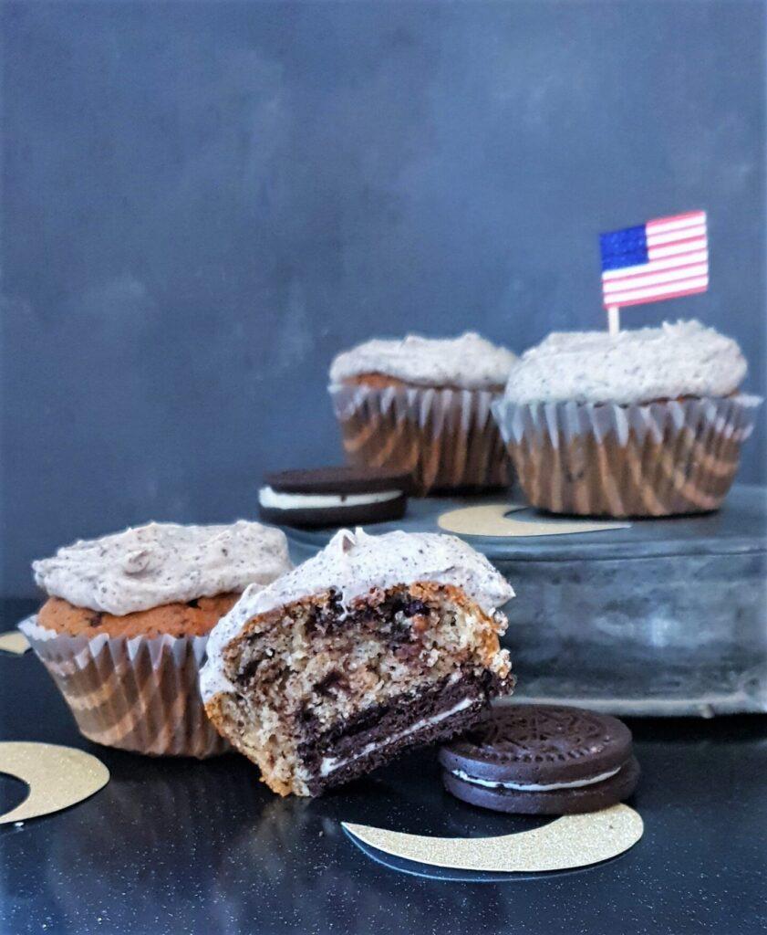 Månelandings muffins