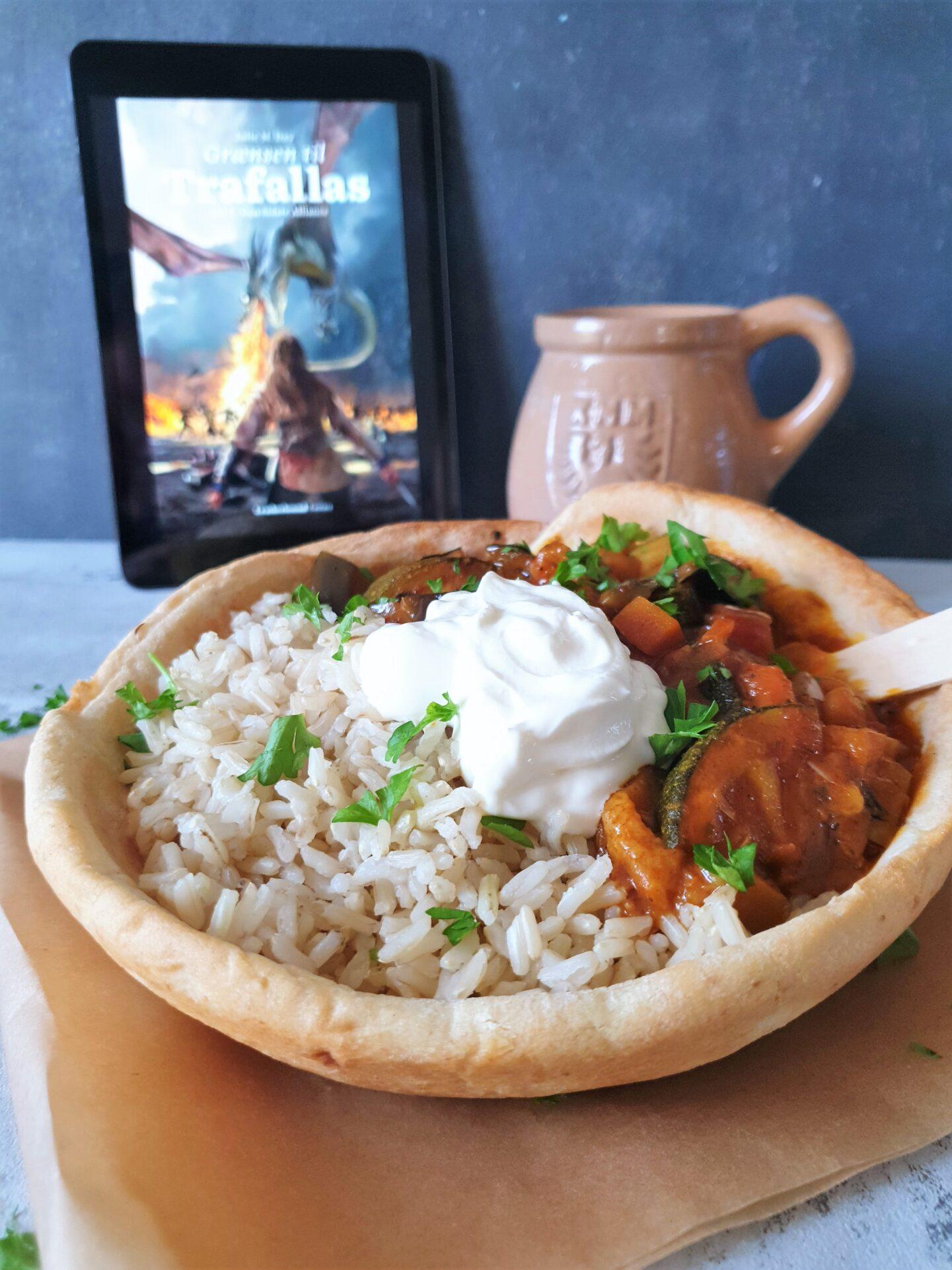 vegetar curry