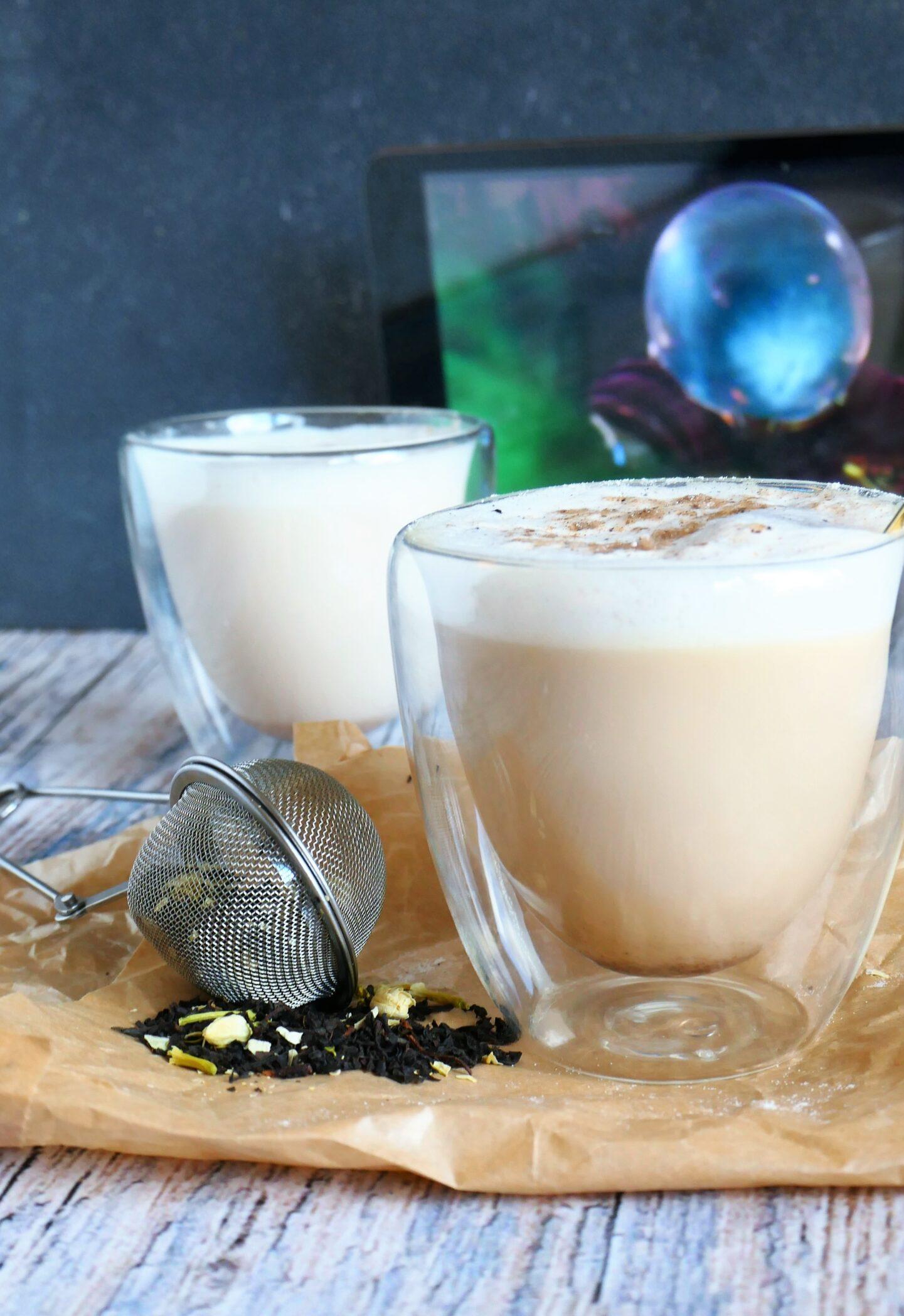 Nyd en kop af Mysterios London Fog Earl Grey Latte