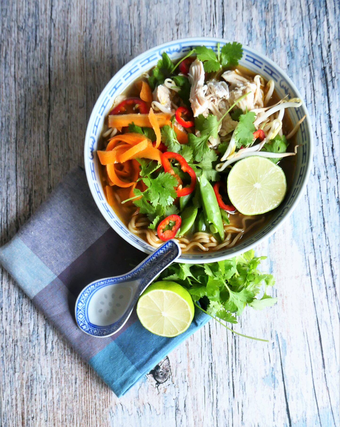 Pho – vietnamesisk suppe fra Modern Family