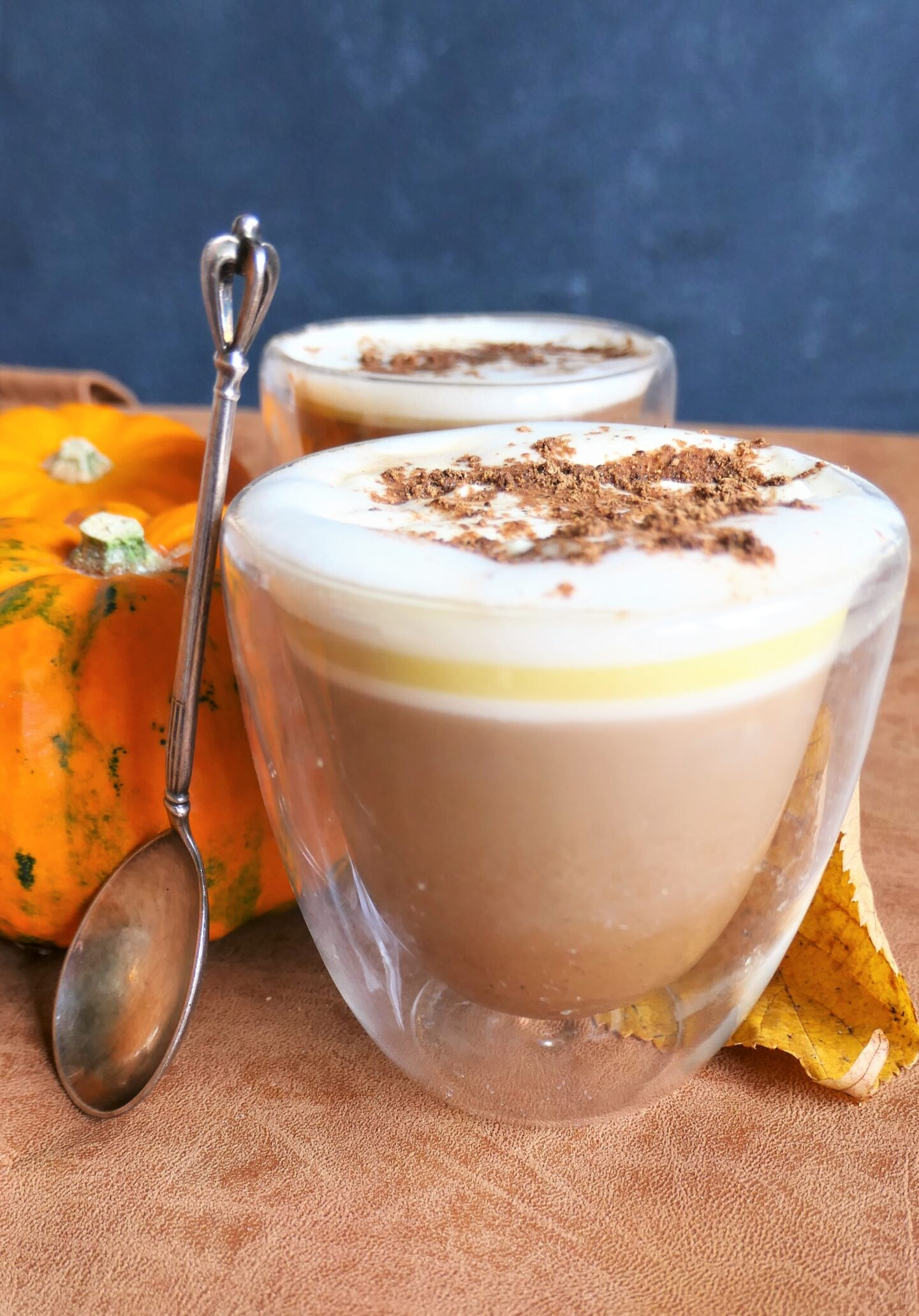 Jack Skellingtons pumpkin spice latte
