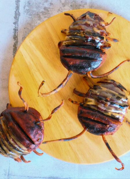 Edgars kakerlak donuts fra Men in Black