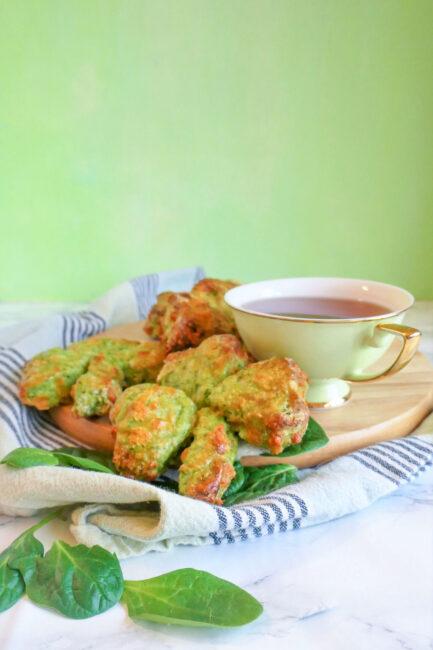 spinat scones