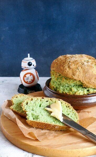 Reys lyn brød fra Jakku – fra dej til brød på under 45 minutter