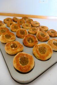 svampe kager