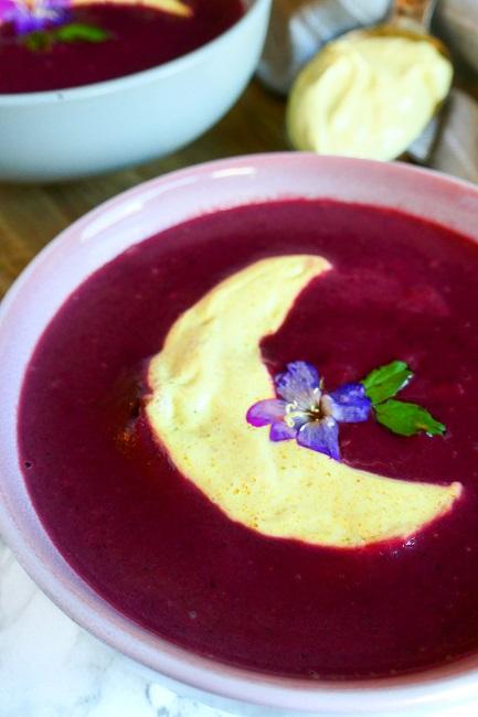 Rødbede suppe