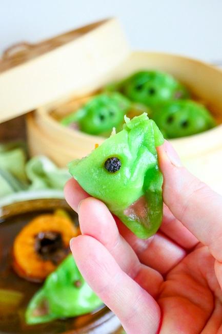 yoda dumplings