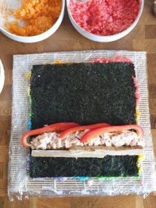 Regnbue Sushi