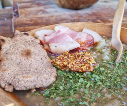 Søbekål med flæsk – bondemad fra vikingetiden