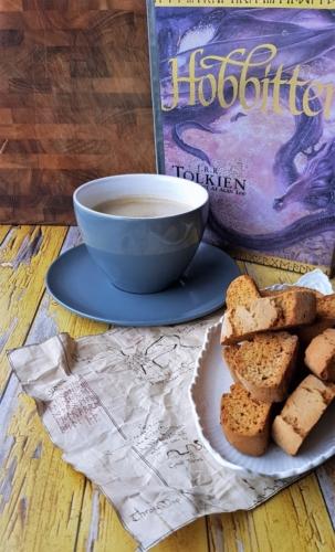 Beorns dobbeltbagte honningkager fra Hobbitten