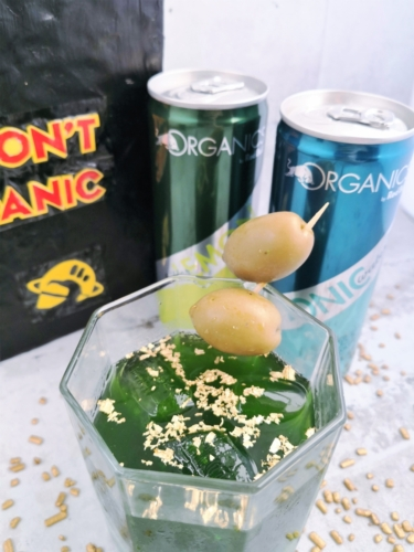 Pam Galactic Gargle Blaster fra The Hitchhikers Guide to the Galaxy