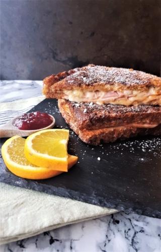 Monte Cristo Sandwich fra Galaxy Quest