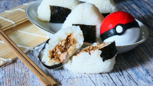 Onigiri fra Pokémon