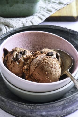 Albans chokoladeis fra Leoniderne