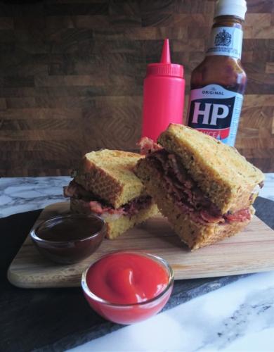 Bacon sandwiches fra Harry Potter og Hemmelighedernes Kammer