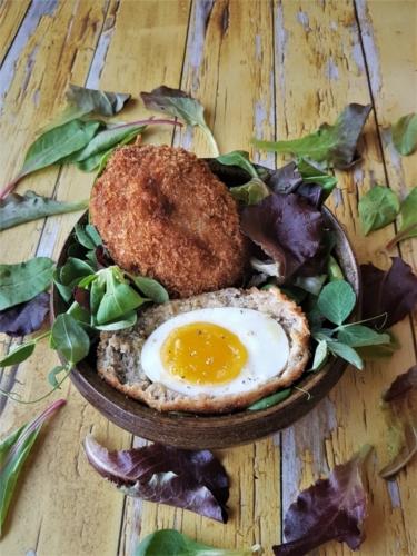 Meridas skotske æg fra Brave
