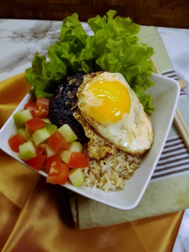 Petit loco moco don fra Food Wars